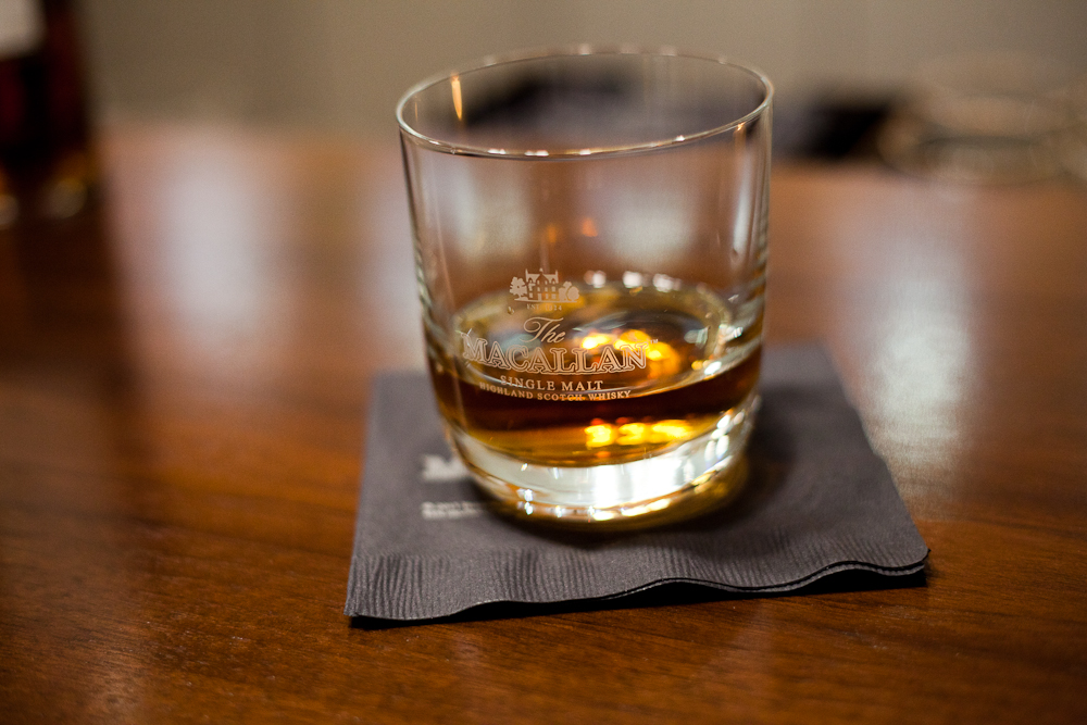Sophistication: How to Entertain with Scotch
