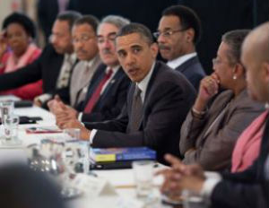 Black Business Owners Urge Obama To Aid Growth