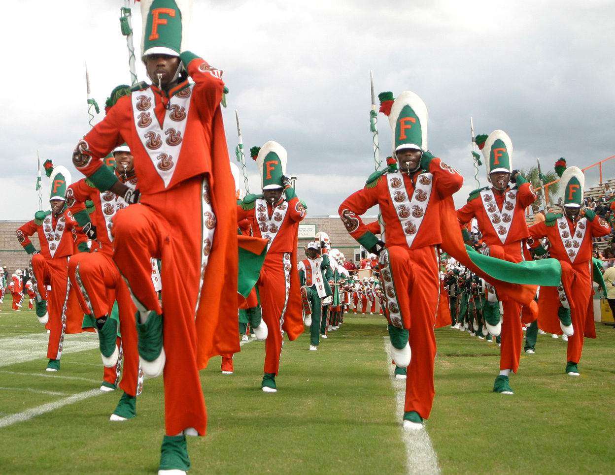FAMU Halftime to Replace Marching Band With Musical Artists