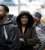 A line for federal assistance in Detroit, taken in 2012. Getty Images.