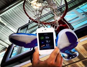 Nike Hyperdunk+ Console
