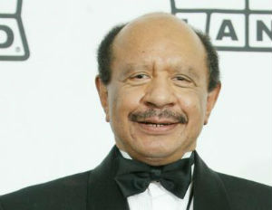 sherman hemsley smile