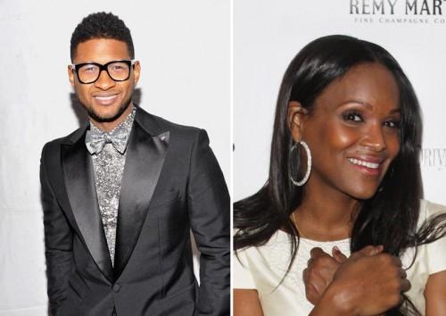 Tameka Loses Court Battle, Usher Gets Primary Custody