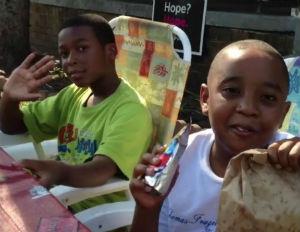 9-Year-Old Boy's Lemonade Stand Raises Over $1,000 For Detroit