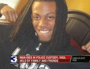Death Of Handcuffed Man In Police Custody Ruled A Suicide