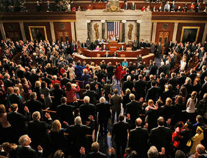 Congress' Approval Rating Hits All-Time Low [Poll]