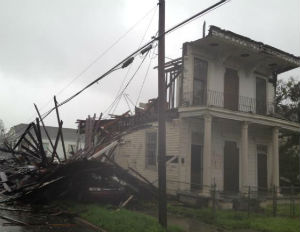 Melissa Harris-Perry's New Orleans House Destroyed by Hurricane Isaac