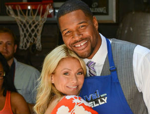 Michael Strahan to Be Named Kelly Ripa's New Co-Host