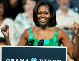 michelle obama ivillage
