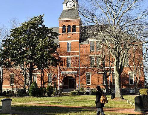 Morris Brown College Faces Foreclosure