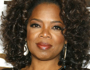 Oprah Tops Forbes' Highest-Paid Celebrity List