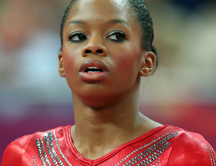 Gabby Douglas Told to Get a Nose Job by Gym Staffer