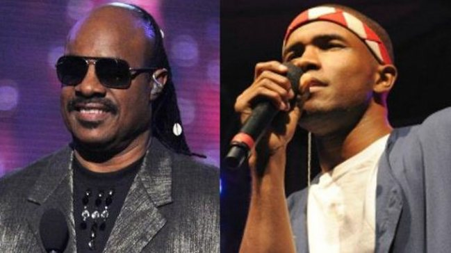 Stevie Wonder on Frank Ocean: 'People Think They're Gay, They're Confused'