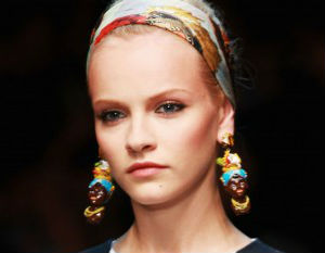 Dolce & Gabbana Earrings Stirs Racial Controversy