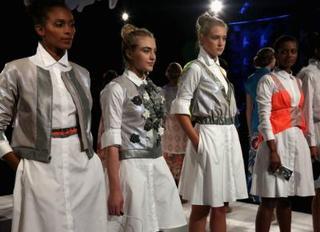 Fashion and Law Mingle at New York Fashion Week