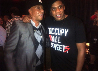 "Russell Simmons to Jay-Z: ""Support Occupy Wall Street"""