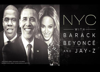 Beyoncé and Jay-Z Raise $4 Million at Obama Fundraiser