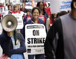 Chicago's Teachers Strike Comes To An End