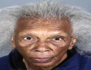 Twenty Page Rap Sheet for Jailed 82-Year-Old Woman
