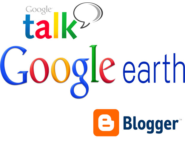 2005    Google Maps and Google Earth launched, followed by Google Talk.