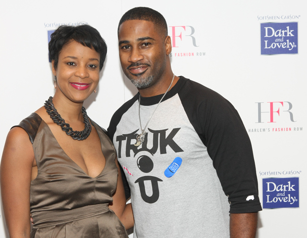 """On the importance of Harlem's Fashion Row: """"Each season, less than a handful of designers of color are recognized,"""" says Harlem's Fashion Row creator, Brandice Henderson (pictured left). """"[It] shows that there is a next generation---giving them a place they can go."""""""