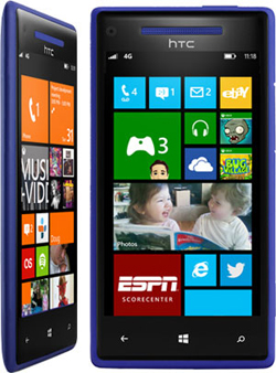 HTC and Microsoft announced on Wednesday the Windows Phone 8X and 8S (Image: Microsoft)
