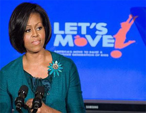 michelle obama lets move