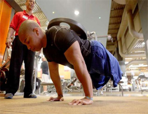 Black Amputee Sets His Sights on 2016 Paralympics