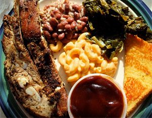 Go Figure, Soul Food Tied to High Blood Pressure