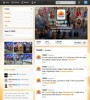 "Twitter unveils new layout on NBC's ""Today"" show (Image: Today show/Twitter)"