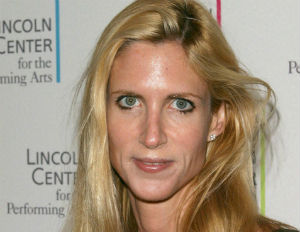 "Ann Coulter: ""Civil Rights Are Only For Blacks, Not Gays"""