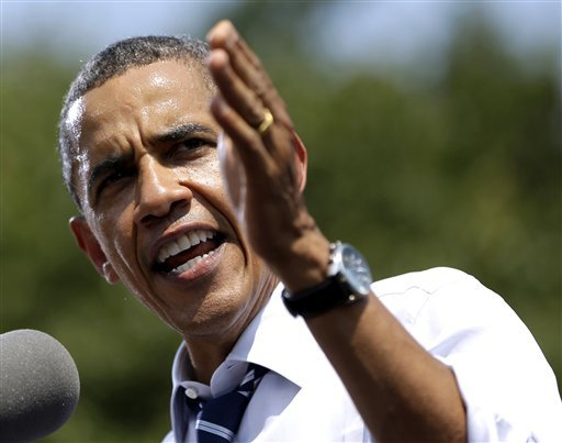 Obama: Romney's Ideas 'Better Suited for Last Century'