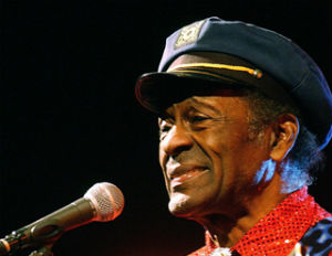 Three Men Accused of Stealing From Chuck Berry's Home