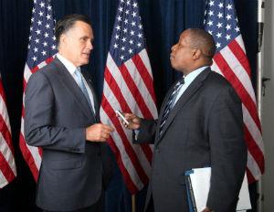 EXCLUSIVE: Mitt Romney Talks Black Unemployment, Voters and Entrepreneurs