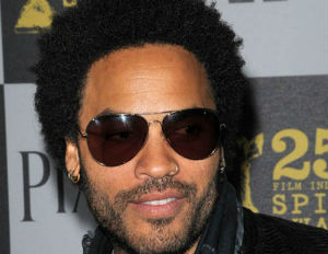 Lenny Kravitz Wants to Have a Spot in Your Home