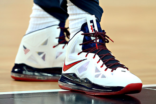 Lebron X 'Souped Up' Nike Shoes To Hit Retail At $270
