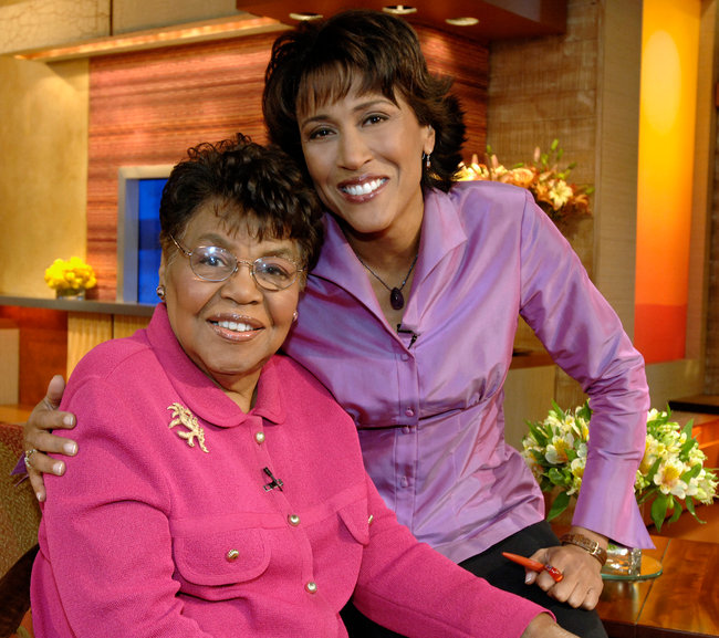 Lucimarian Roberts, Mother of Robin Roberts, Dies at 88