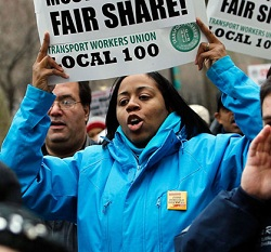 How Union Membership Benefits African-American Workers