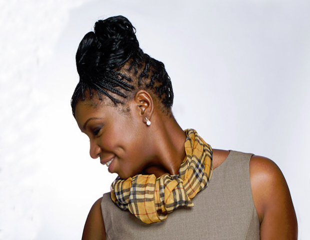 "Savvy Style Roots: ""I grew up with castor oil being part of hair care and maintenance. Being from Jamaica, my great grandmother would make a caster oil conditioner, and I still use it.""