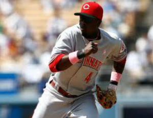 Reds second baseman Brandon Phillips has helped lead a resurgence on and off the field in Cincinnati