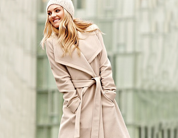 Coat, Victoria's Secret, $158