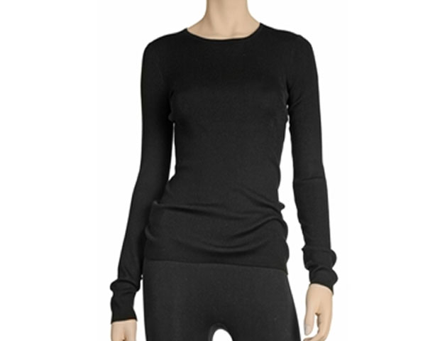 Crewneck top, $68, Max Studio