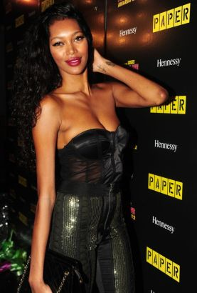 Jessica White at the 8th Annual Paper Magazine Nightlife Awards