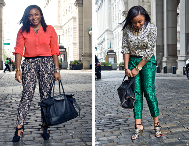 Style Suite: 5 Printed Trousers to Wow at the Office