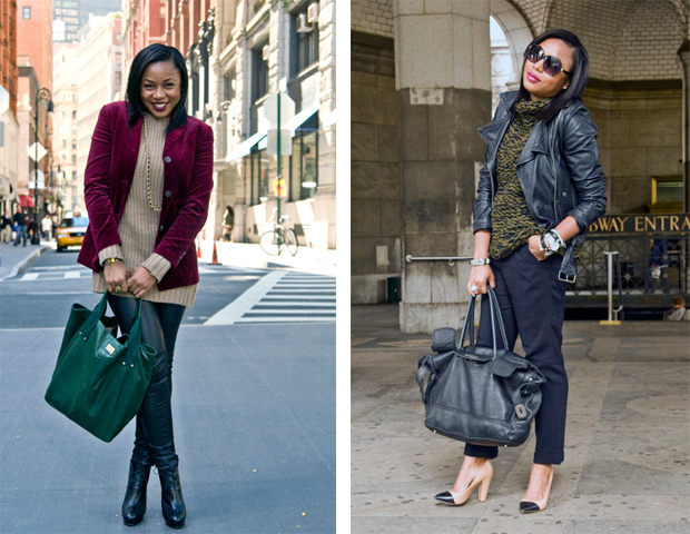Don't be afraid to step out of the box a bit with your work attire, whether you're the corporate chica or the start-up stylista. Consider these key pieces (with two bonuses this week) to add timeless trends to your work wardrobe. ---Kéla Walker Check out out to style these looks here.