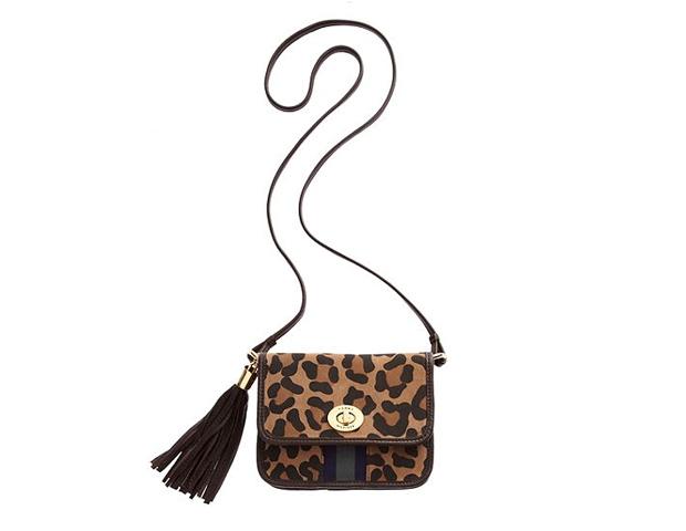 Leopard Purse, $78.99,Tommy Hilfiger