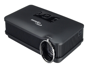 Optoma PK301+ pico projector, which debuted earlier this year, retails for $379 (Image: Optoma USA)