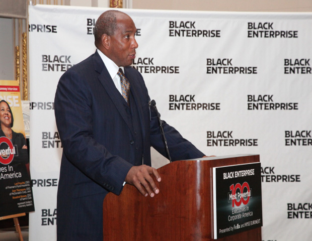 "Earl ""Butch"" Graves (President & Chief Executive Officer of Black Enterprise Magazine)"