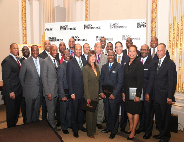 Black Enterprise 100 Executive Honorees