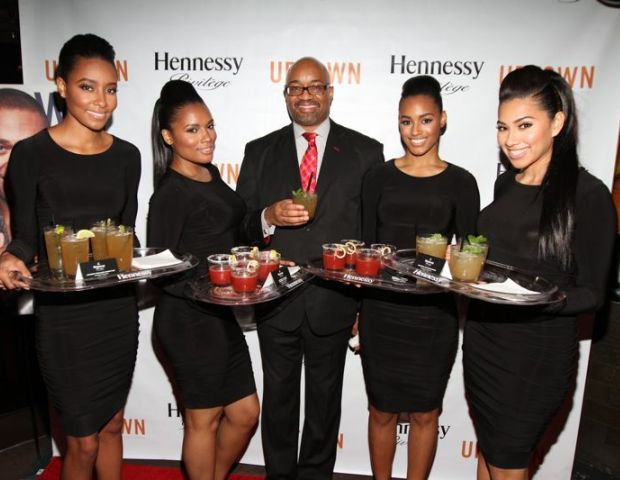 Rodney Williams (Hennessy) and the Hennessy Girls